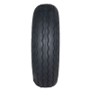 Tyre [330x100](4.00-5) Pneumatic Black Front