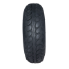 Tyre [330x100](4.00-5) Rear Flat Free Black