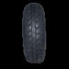 Tyre [330x100](4.00-5) Rear Flat Free Black
