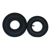 Tyre & Tube [260x85](3.00-4) Pneumatic Rear Black